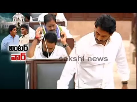 YSRCP Boycotts AP Assembly Sessions Over MLA RK Roja's Suspension