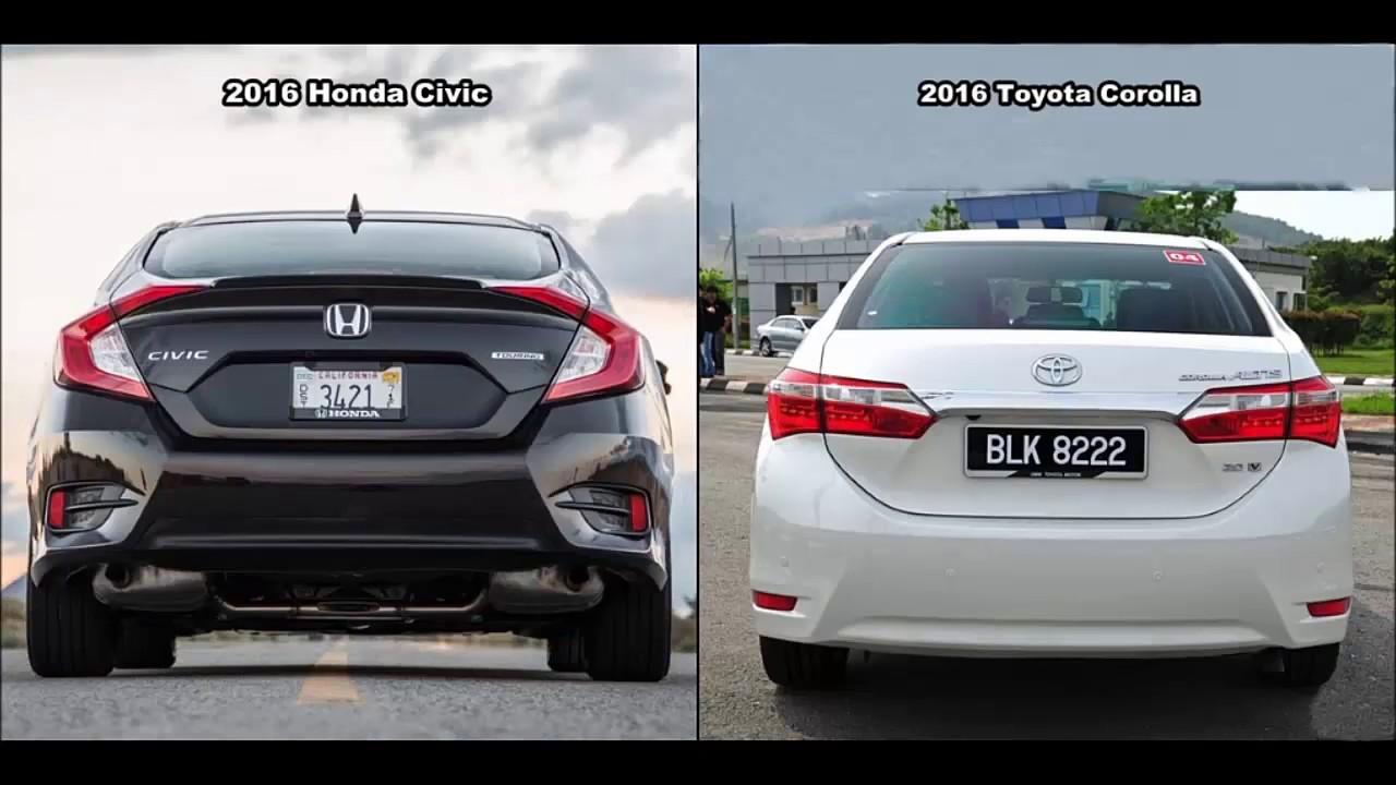 all new corolla altis vs civic velg grand veloz view 2016 2017 honda sedan toyota