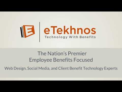 Get to know eTekhnos Benefits Technology
