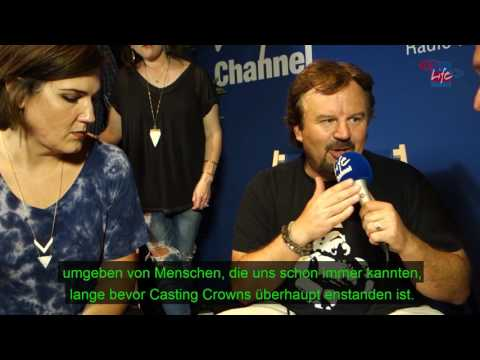 Radio Life Channel mit Casting Crowns @ Springtime Festival 2017