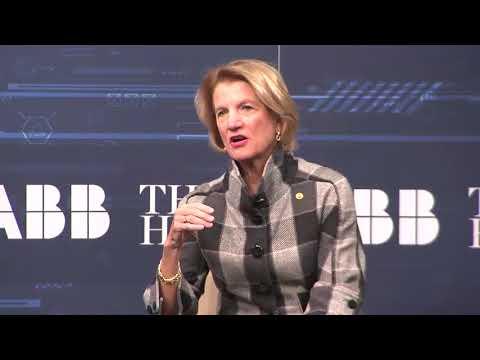 Digitalizing Infrastructure: Headliner Conversation // Sen. Shelley Moore Capito (R-WV)