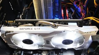 Игровой компьютер FX-8300 GTX 950 Обзор и тесты в играх