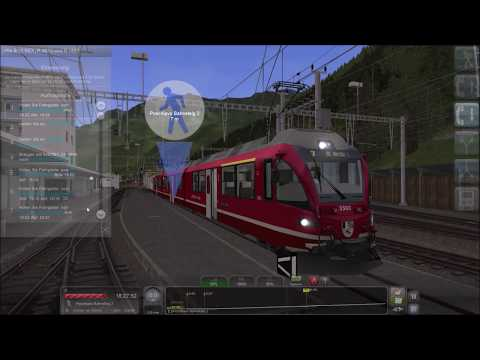 Train Simulator 2019 R 4672 umd R 1663 Gameplay