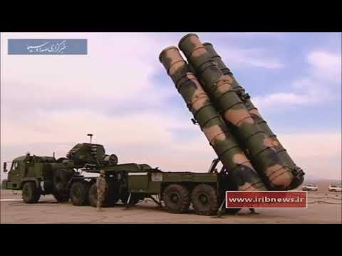 Iran air defense wargames Damavand exercise s-300 pmu2 testing