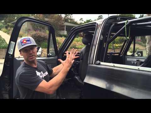DIY4X Rollcage 73-87 GM Trucks
