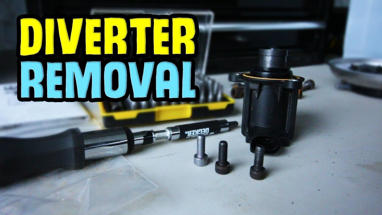 How To Remove Your Diverter Valve Vw Mk7 Basics Youtube Ac Compressor Wiring Plug Pigtail 9299 Jetta Golf Gti Passat