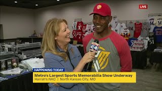 Patrick Mahomes Sr. speaks on his his son`s success as a Chief
