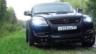 VW Touareg 3.0TDI - Чип-Тюнинг, Сажевый фильтр, ЕГР, Вихревые заслонки