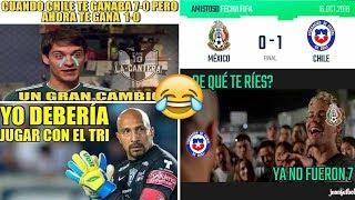 Memes Mexico vs Chile 0-1 Mexico Derrota Amistoso Internacional 2018