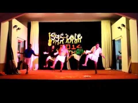 Pistah suma kira dance by batch of 2009, CMC Ludhiana @ Systole 2014