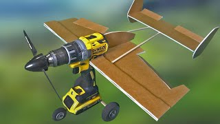 flying-powerdrill-airplane