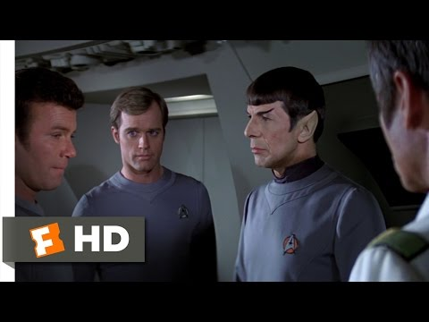 Star Trek: The Motion Picture 69 Movie   VGER is a Child 1979 HD
