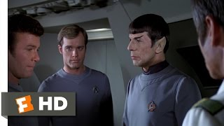 Star Trek: The Motion Picture (6/9) Movie CLIP - VGER is a Child (1979) HD