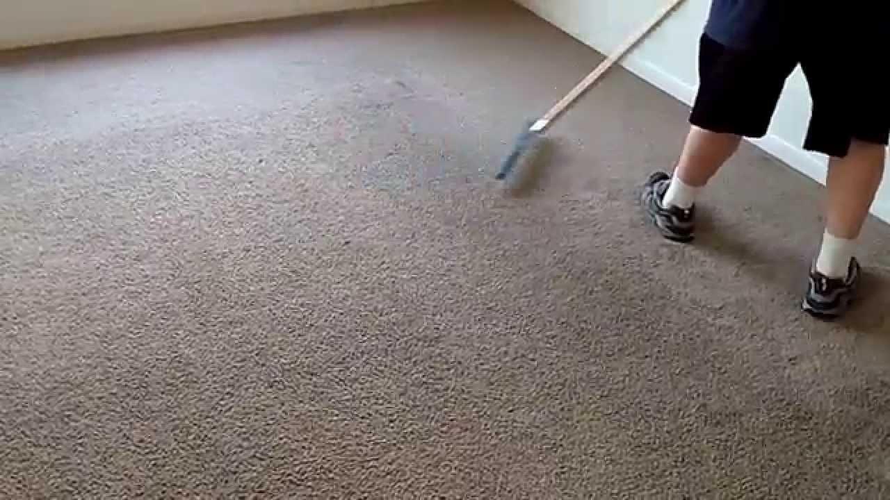 raking carpet  Floor Matttroy