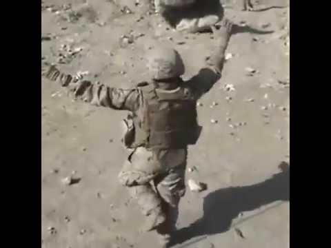 US Navy Seal Officers Bhangra Iraq Syria War| Rare Footage