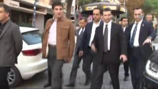 Barzani Nişantaşı'nda Mağaza Kapattı