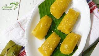 Bếp Cô Minh | Tập 109 - Hướng dẫn làm bánh ít mít thơm ngon_tạo hình múi mít đẹp