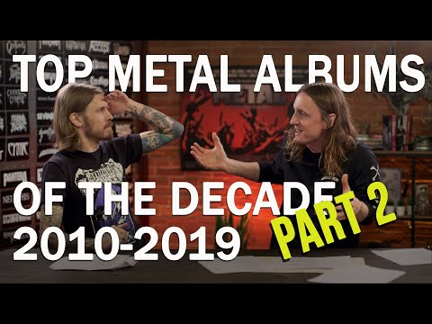 BEST METAL OF 2010 – 2019 Viewers vote PART TWO | Overkill Rewind episode thumbnail