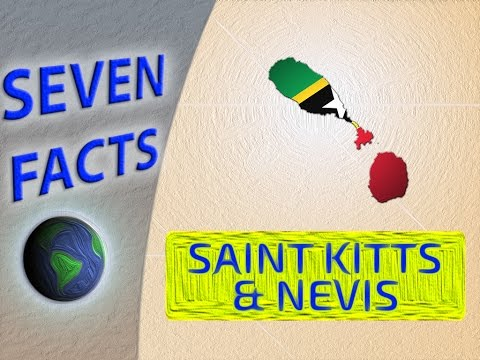7 Facts about Saint Kitts and Nevis