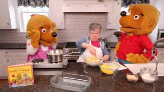 Cooking with The Berenstain Bears: Bear-y Good Mac and Cheese