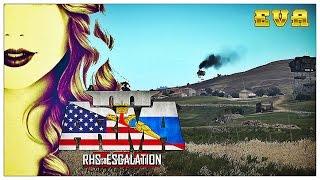 ARMA 3 RHS URALSERVER 66 #1часть