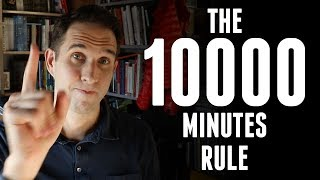 The 10,000 Minutes Rule?