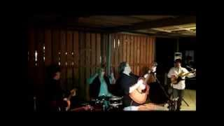 Six Sons of a Gun - Folsom Prison Blues - LIVE - Buffalo Wings and Rings, Round Rock - 3/7/14