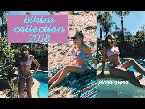 BIKINI COLLECTION 2018 | JENNA AREND