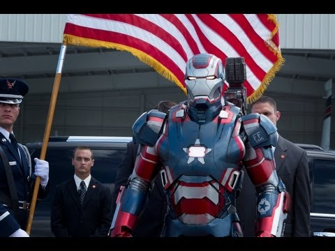 Iron Man 3 Teaser Trailer UK - Official Marvel | HD Travel Video
