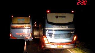 Nusantara SCANIA ngeblong di jalur sempit  ( Remix ) - Stafaband