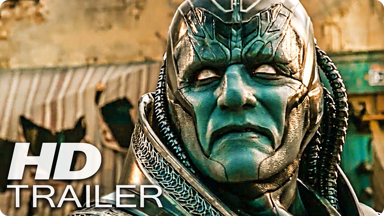 Stream X-Men Apocalypse Deutsch