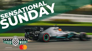 Goodwood SpeedWeek day 3 full day | RAC TT, supercars, shootout final, F1 and more