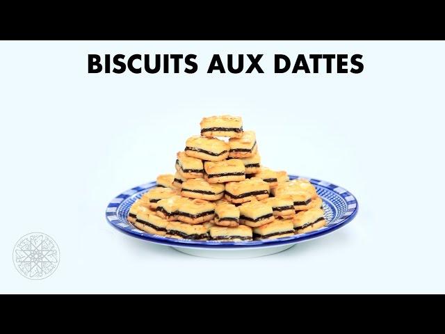 Choumicha : Biscuits aux dattes : شميشة : بسكويت بالتمر
