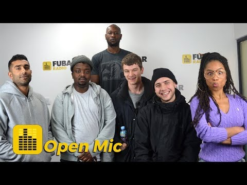 Uncle Harry, Illiterate, Mo Sik & Verbz / Open Mic / DJ Sarah Love & MysDiggi