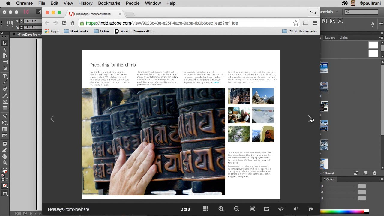 Creating Html From Indesign Youtube