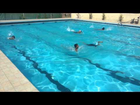 Swimming at Edify