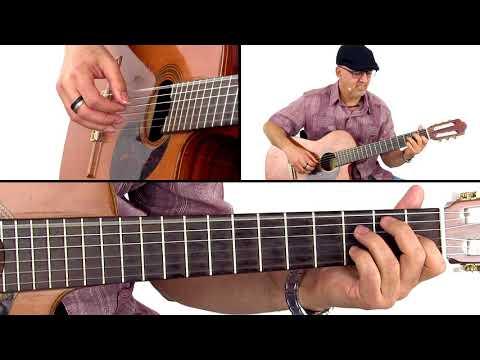 Cuban Guitar Lesson - Peace Performance - Jesús Hernández