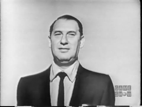 To Tell the Truth - Henny Youngman; Head of U.S. Secret Service (Apr 9, 1957)