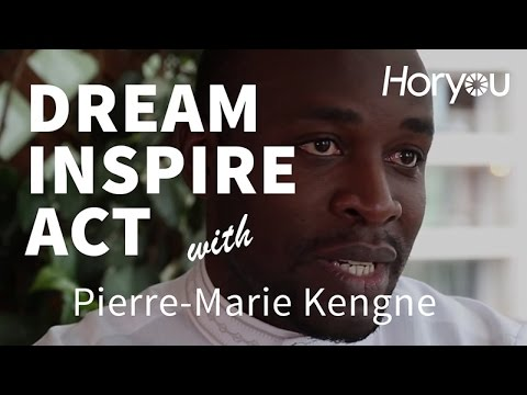 Pierre-Marie Kengne @ Cannes 2014 - Dream Inspire Act by Horyou