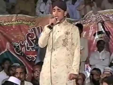 Super naatkhawn Farhan Ali Qadri-Banda to gunahgaar hai rehman hai moula