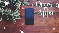 Meine Organisations-Apps // Wie ich mein Leben organisiere