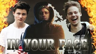 YouTubeStars - In Your Face 2