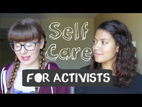 Self Care for Activists with ItsRadishTime