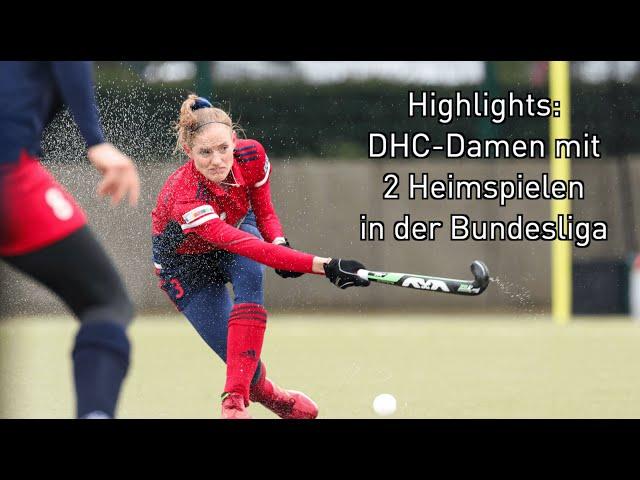 Perfektes Wochenende für die Hockeydamen des Düsseldorfer HC