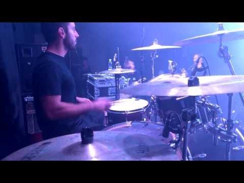 Adam Gray - Drumcam - Soundcheck HD