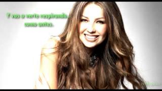 Thalia - No Soy El Aire + Letra 2012