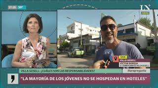 Villa Gesell: ¿quiénes son los responsables? ¿Comerciantes, boliches, gobierno, policía?
