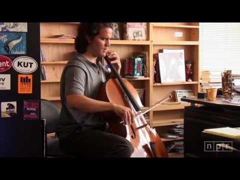 Zuill Bailey: NPR Music Tiny Desk Concert