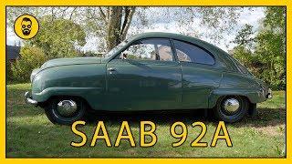 Orörd original SAAB 92a från 1951, Avsnitt 34