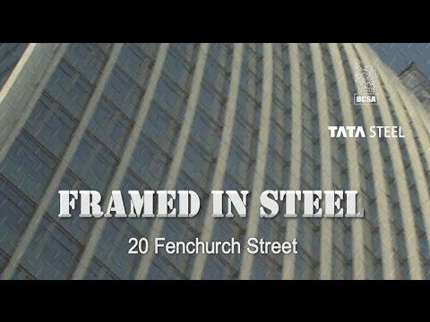 Framed in Steel: 20 Fenchurch Street, London